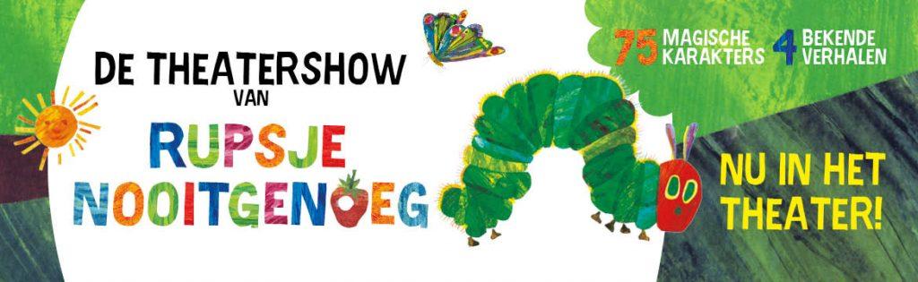 Rupsje Nooitgenoeg Theatershow