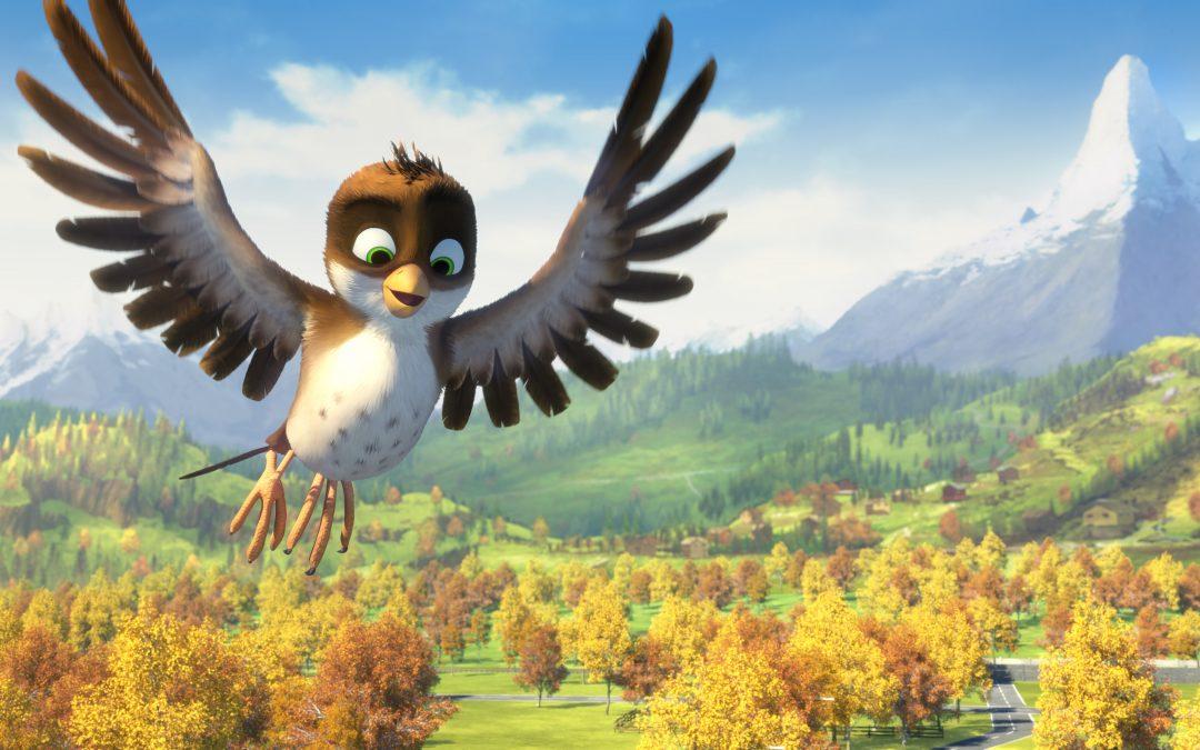 Animatiefilm 'Rikkie de Ooievaar' nu on demand te zien